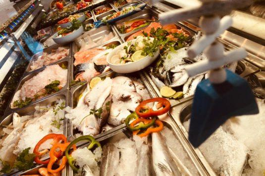 Fish & Nuts: Meer dan een viszaak